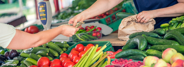 Increased Demand of Fruits and Vegetables